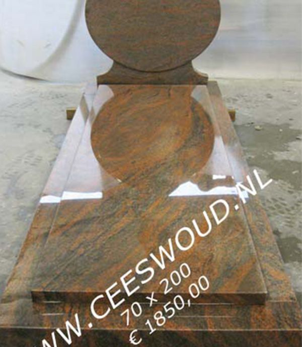grafsteen Purmerend graniet