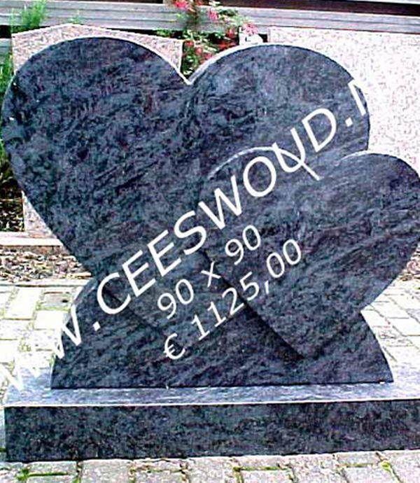 grafsteen hart goedkoop